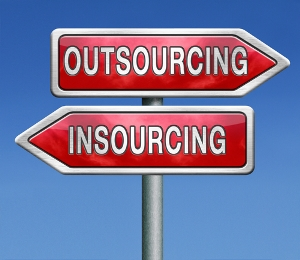 Smart people; What are the advantages of insourcing in regards to customer service?