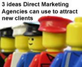 3 ideas Direct Marketing Agencies can use to attract new clients