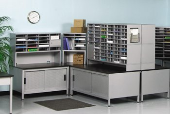 Pitney Bowes Furniture for Mailing Equipment