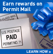 Earn rewards on Permit Mail