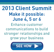 2013 Client Summit