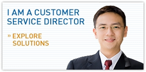 I am a customer service director