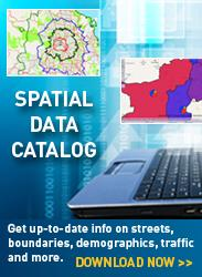 Spatial Data Catalog